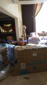 شركة شحن من جدة الى المغرب
