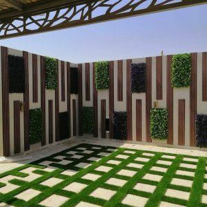 مصمم حدائق بالقصيم